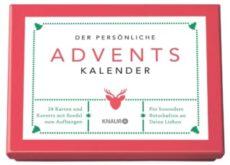 Der persönliche Adventskalender