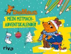 Die Maus – Mein Mitmach Adventskalender