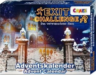 EXIT CHALLENGE - das verwunschene Haus