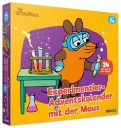 FRANZIS Experimentier-Adventskalender mit der Maus