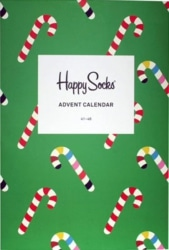 Happy Socks Herren und Damen Adventskalender