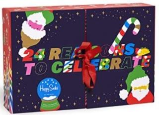 Happy Socks Unisex Advent Calendar Socken