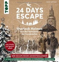 24 DAYS ESCAPE – Der Escape Room Adventskalender