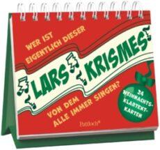 24 Weihnachts-Klartext-Karten