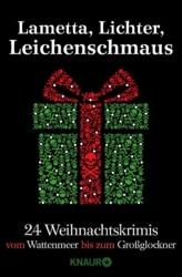 24 Weihnachtskrimis vom Wattenmeer bis zum Großglockner