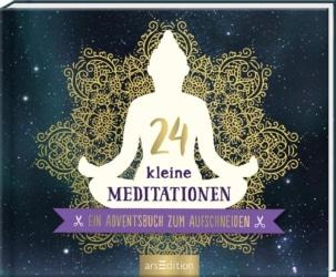 24 kleine Meditationen Adventskalender