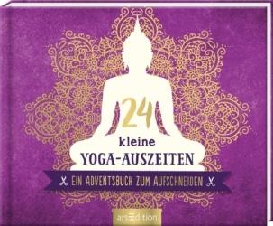 24 kleine Yoga-Auszeiten