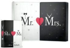 Accentra Adventskalender Mr & Mrs für Paare