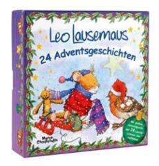 Adventsbox – Leo Lausemaus