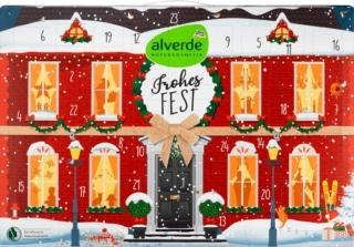 Alverde Beauty Adventskalender