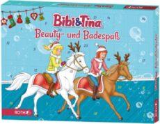 gefüllt mit Beauty- und Badespaß für Mädchen und Pferdefreundinnen