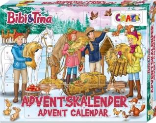 Bibi und Tina Pferde Adventskalender