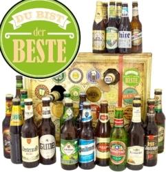 Bier Adventskalender Welt & Deutschland