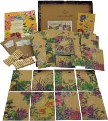 Bio Saatgut Blumen Adventskalender