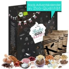 Boxiland Adventskalender Backen
