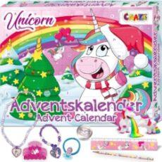 CRAZE Unicorn Adventskalender 2020