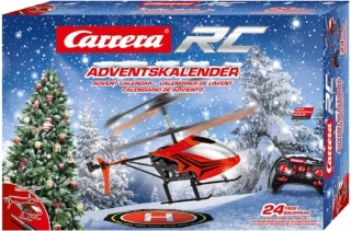Carrera Adventskalender Helikopter