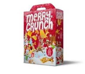 Chips Adventskalender Merry Crunch