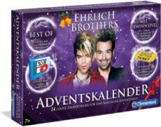 Clementoni Ehrlich Brothers Adventskalender