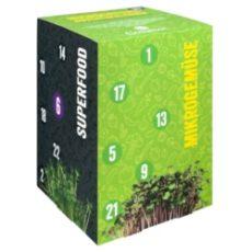 Corasol Microgreens Adventskalender