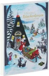 Crottendorfer Räucherkerzen Adventskalender