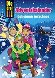 Die drei !!! Geheimnis im Schnee