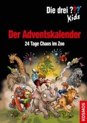 Die drei ??? Kids – 24 Tage Chaos im Zoo