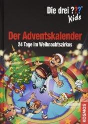 Die drei ??? Kids – 24 Tage im Weihnachtszirkus