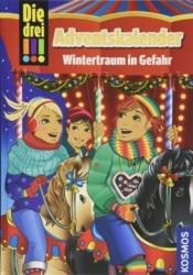 Die drei !!! Wintertraum in Gefahr