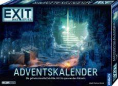 EXIT - Das Spiel Adventskalender 2020 Die geheimnisvolle Eishöhle