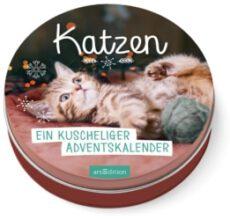 Ein kuscheliger Adventskalender für Katzenfans