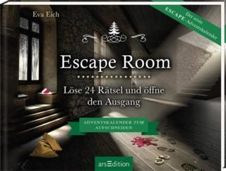 Escape Room – Der erste Escape-Adventskalender