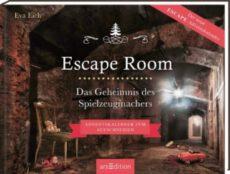 Escape Room Das Geheimnis des Spielzeugmachers