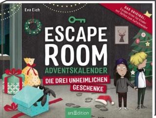 Escape Room Die drei unheimlichen Geschenke