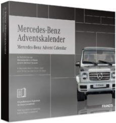 FRANZIS Mercedes Benz Adventskalender