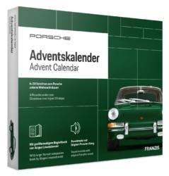 FRANZIS Porsche 911 Adventskalender