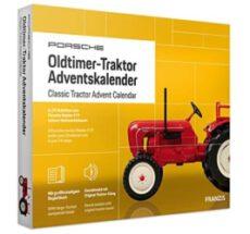 FRANZIS Porsche Traktor Adventskalender