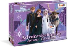 FROZEN II Die Eiskönigin Adventskalender