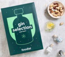 Foodist Gin Adventskalender