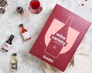 Foodist Wein Adventskalender