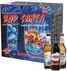 KALEA Bier Adventskalender Bad Santa