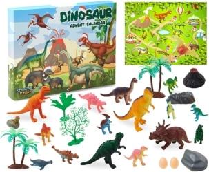 KreativeKraft Dinosaurier Adventskalender