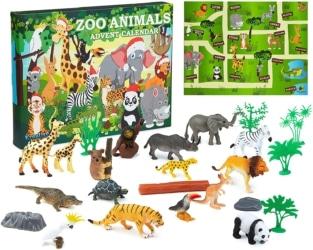 KreativeKraft Zoo Adventskalender