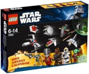 LEGO Star Wars Adventskalender 2011