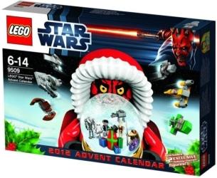 LEGO Star Wars Adventskalender 2012