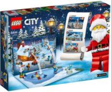Lego City Adventskalender Bauset