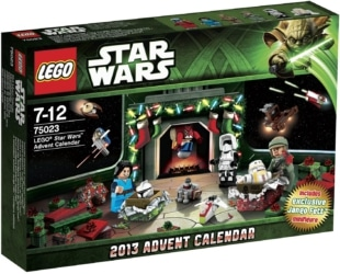 Lego Star Wars Adventskalender 2013
