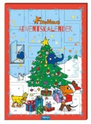 Magnet-Adventskalender Die Maus