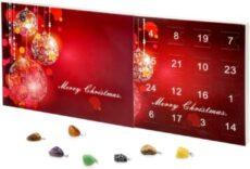 Merry Christmas Mode-Schmuck Adventskalender