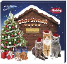 Nobby StarSnack Katze Adventskalender